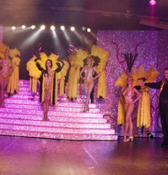produccion gira espectaculo cabaret